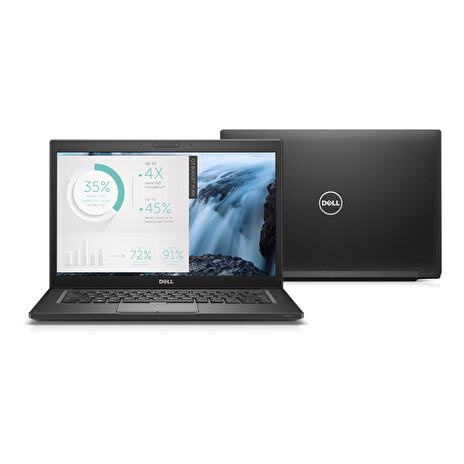 Dell Latitude 7480; Core i5 7300U 2.6GHz/8GB RAM/256GB M.2 SSD/battery VD