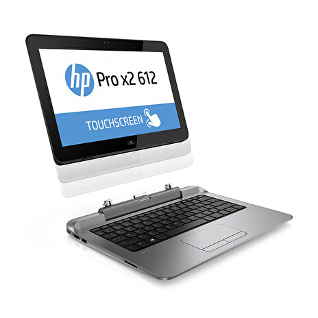 HP Pro X2 612 G1; Core i3 4012Y 1.5GHz/4GB RAM/128GB M.2 SSD/battery 2xVD