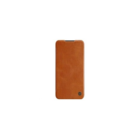 Nillkin Qin Leather Case for Xiaomi Mi A3 Brown