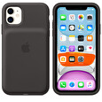 iPhone 11 Sm. Battery Case - WL Charging - Black