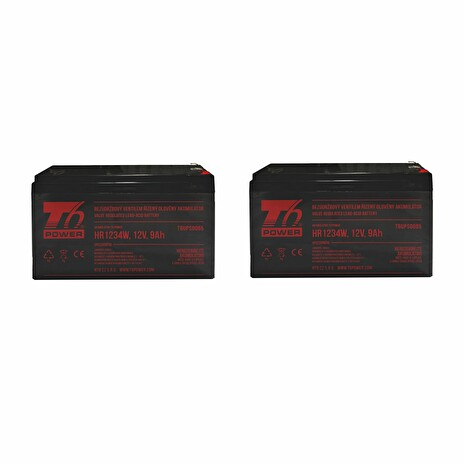 T6 Power RBC124, RBC142 - battery KIT