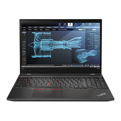 Lenovo ThinkPad P52s WorkStation; Core i7 8650U 1.9GHz/16GB RAM/256GB SSD