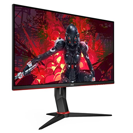 "27"" LED AOC Q27G2U-QHD,VA,144hz,HDMI,DP,USB"