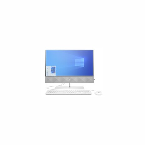 HP PC AiO Pavilion 24-k0000nc, LCD 23.8 LED FHD,AMD Ryzen5 4600H,8GB DDR4 3200,512GB SSD,AMD Integrated Graphics,Win10