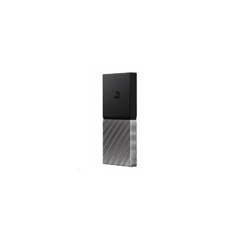 SanDisk WD My Passport SSD externí 2TB , USB-C 3.2 ,1050/1000MB/s R/W PC & Mac ,Red