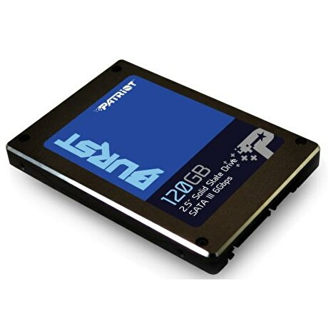 "PATRIOT Burst SSD 120GB 6Gbps 2.5"" (7mm) (560/540MB/s)"