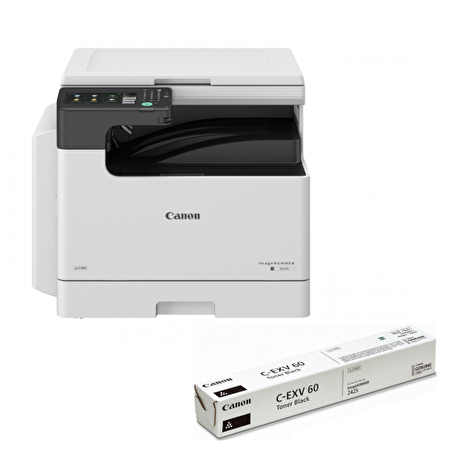 Canon imageRUNNER 2425 MFP + toner a instalace
