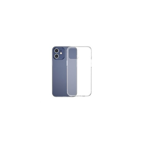 Baseus Simple Case for Apple iPhone 12 Max 6.1'' Transparent
