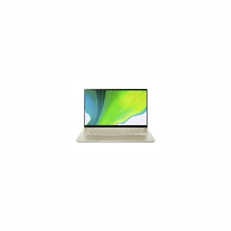 "ACER NTB Swift 5 - i5-1135G7@2.40GHz,8GB,512GBSSD,14"" touch FHD,BT5,cam,backl,USB3.2,USB Type-C,W10H,Zlatá"