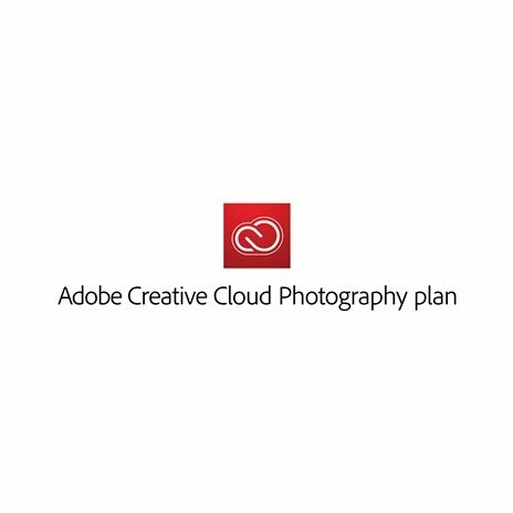 Creative Cloud Photography plan with 1TB