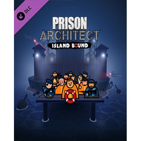 ESD Prison Architect Island Bound