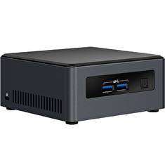 INTEL NUC Dawson Canyon/Kit NUC7i5DNH2E/i5 Core 7300U,3.5GHZ/DDR4/USB3.0/LAN/WifFi/HD620/M.2+2,5""