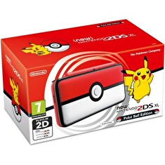 Nintendo 2DS XL Pokéball Edition