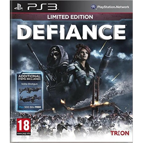 PS3 - Defiance Limited Edition