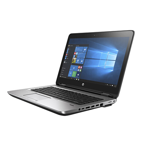 HP ProBook 640 G3; Core i5 7200U 2.5GHz/8GB RAM/256GB SSD NEW/battery VD