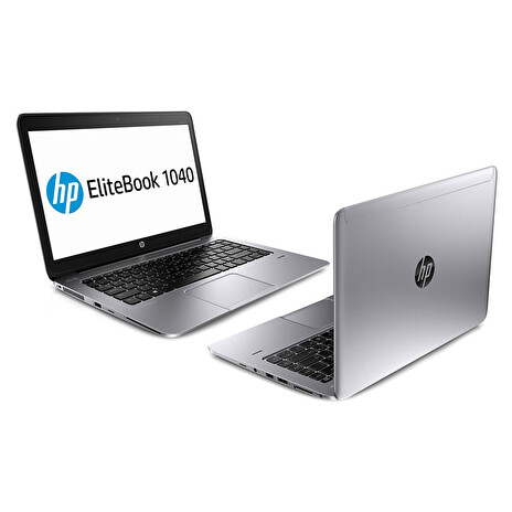 HP EliteBook Folio 1040 G1; Core i7 4600U 2.1GHz/8GB RAM/256GB M.2 SSD NEW/battery VD