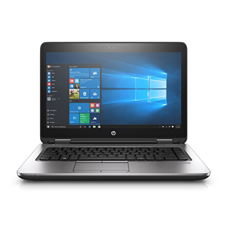 HP ProBook 640 G2; Core i5 6200U 2.3GHz/8GB RAM/256GB M.2 SSD/battery VD